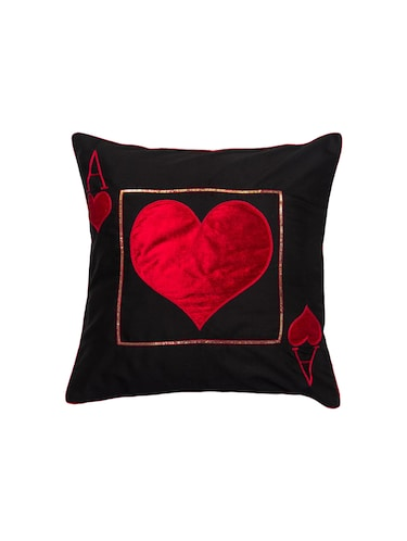 Ace Of Heart Cushion Cover - 14888024 - Standard Image - 1