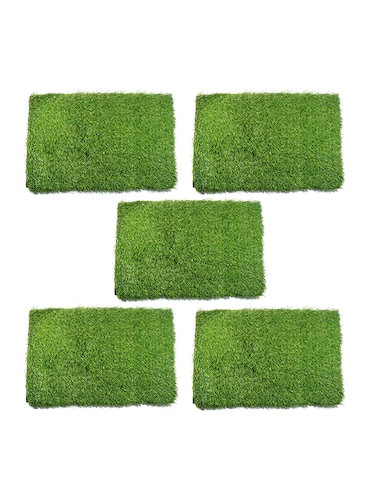 River Grass Artificial Carpet Nylon With Rubber Pack of 5 - 14895448 - Standard Image - 1