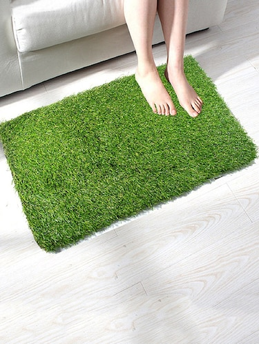 River Grass Artificial Carpet Nylon With Rubber - 14895450 - Standard Image - 1