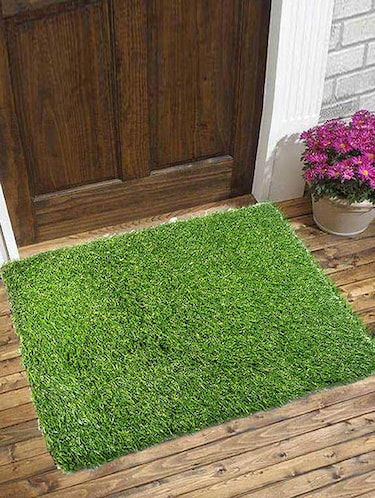River Grass Artificial Carpet Nylon With Rubber - 14895465 - Standard Image - 1