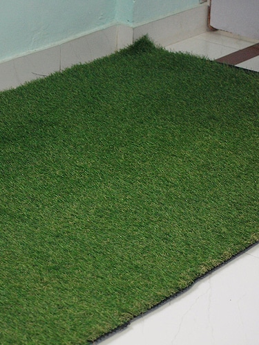 River Grass Artificial Carpet Nylon With Rubber - 14895469 - Standard Image - 1