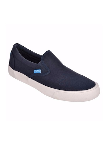 blue Canvas casual slipon - 14897918 - Standard Image - 1