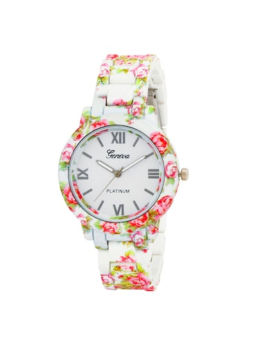 Watch Euro Designer Jwellery Analogue Womens and Girls Watch - 14901555 - Standard Image - 1