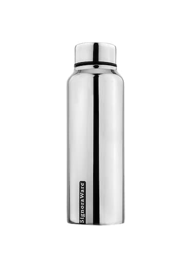 Stainless Steel Water Bottle, 750ml - 14908092 - Standard Image - 1