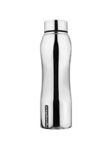 Stainless Steel Water Bottle, 500ml - 14908096 - Standard Image - 1