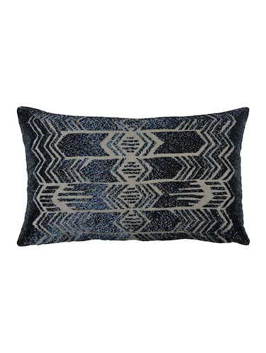 Set of 2 Embellished Pillow Covers - 14908337 - Standard Image - 1