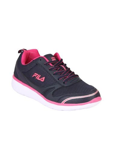 black lace-up sports shoe - 14912734 - Standard Image - 1