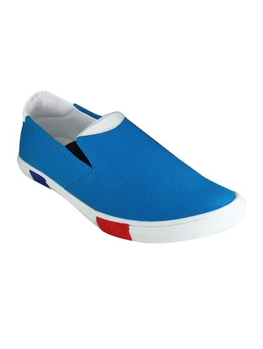 blue Canvas casual slipon - 14996697 - Standard Image - 1
