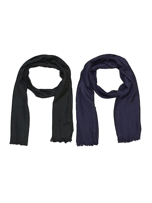 multi cotton scarf - 15010908 - Standard Image - 1