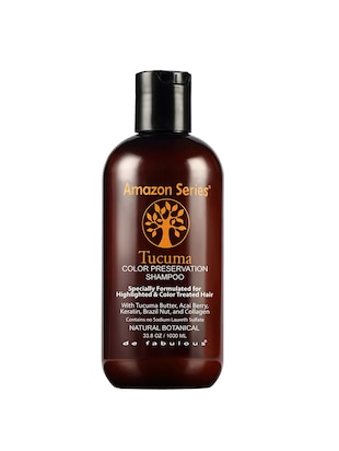 De Fabulous Amazon Series Tucuma Color Preservation Shampoo - Sulfate Free (250 ml) - 15013846 - Standard Image - 1