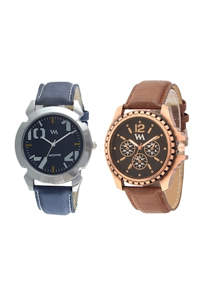 Watch Me Analog Watch Combo for Men and Boys AWC-020-AWC-008 - 15013872 - Standard Image - 1
