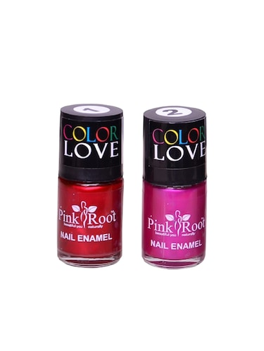PINK ROOT NAIL PAINTS PACK OF 2 - 15015207 - Standard Image - 1