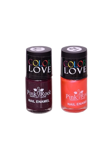 PINK ROOT NAIL PAINTS PACK OF 2 - 15015213 - Standard Image - 1