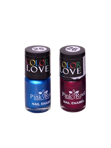 PINK ROOT NAIL PAINTS PACK OF 2 - 15015222 - Standard Image - 1