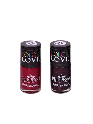 PINK ROOT NAIL PAINTS PACK OF 2 - 15015226 - Standard Image - 1