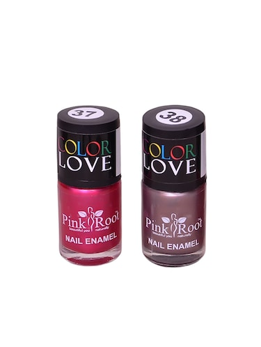 PINK ROOT NAIL PAINTS PACK OF 2 - 15015230 - Standard Image - 1
