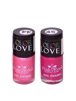 PINK ROOT NAIL PAINTS PACK OF 2 - 15015235 - Standard Image - 1
