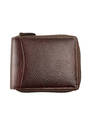 brown leather wallet - 15019167 - Standard Image - 1