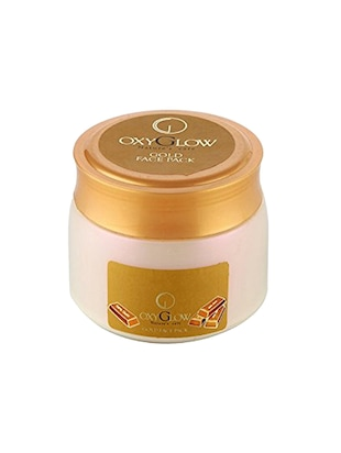 OxyGlow Gold Face Pack Eco Pack 200gm - 15022254 - Standard Image - 1