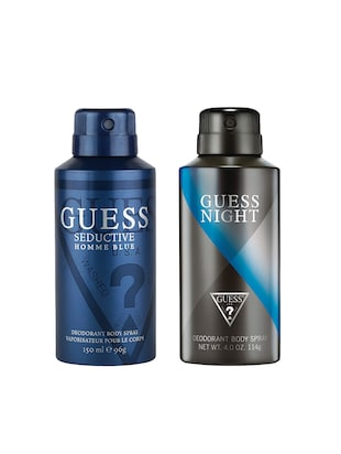 Guess Seductive Home Blue + Night Deo Combo Set - Pack of 2 - 15023373 - Standard Image - 1