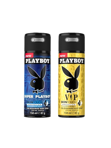 Playboy Deo Pack of 2 - 15023377 - Standard Image - 1