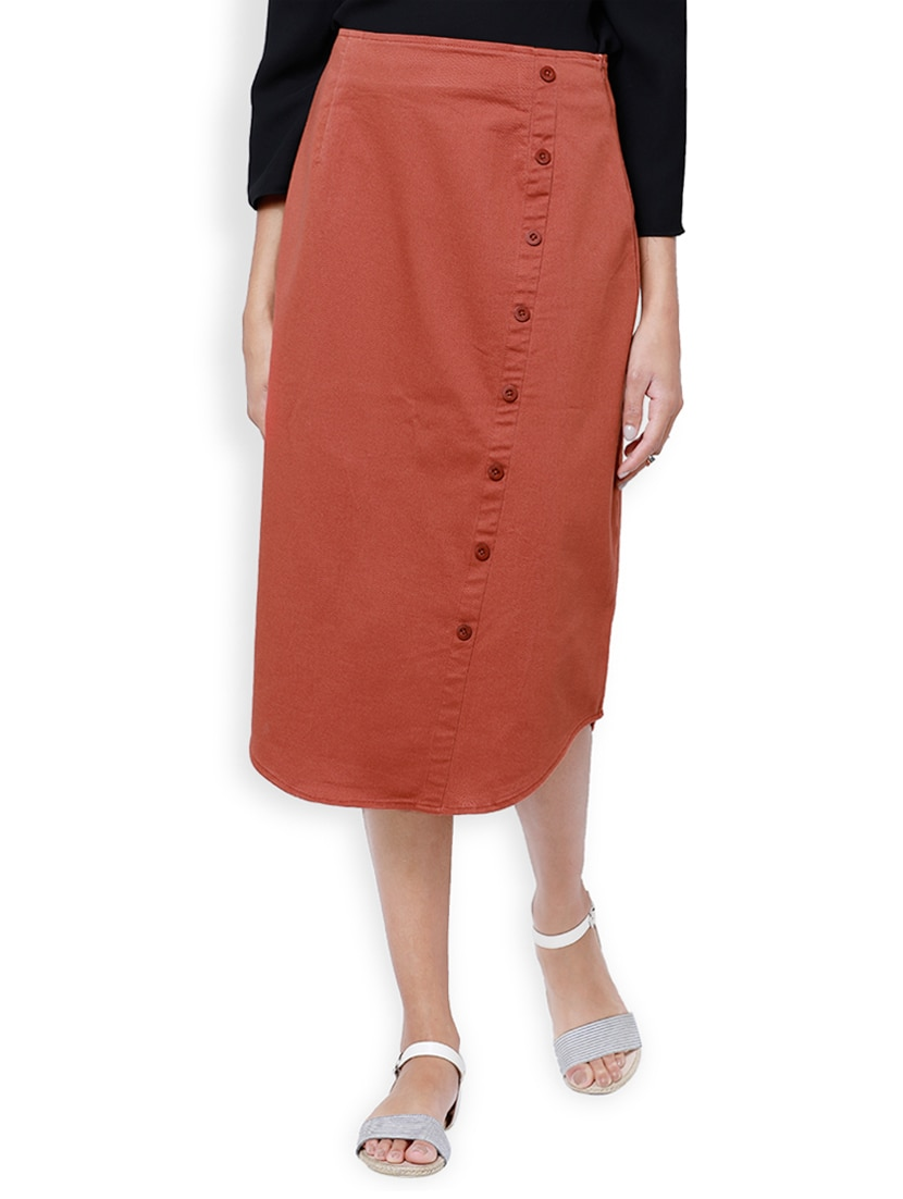 8a4026616f6 Long Straight Cotton Skirts