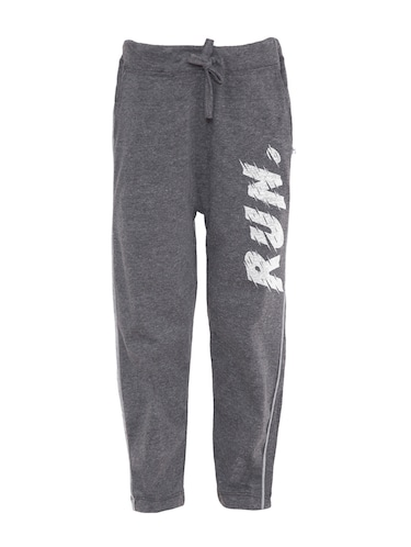 grey cotton track wear - 15024605 - Standard Image - 1