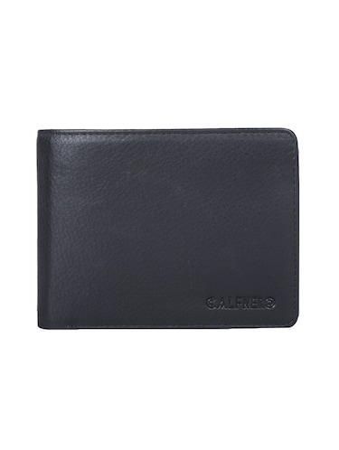 black leather wallet - 15031003 - Standard Image - 1