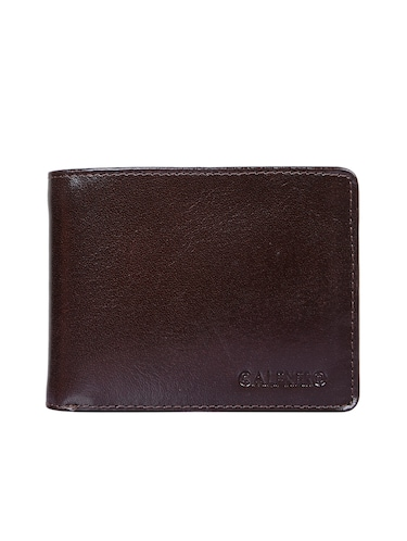 brown leather wallet - 15031007 - Standard Image - 1