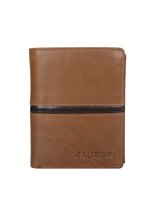 brown leather wallet - 15031020 - Standard Image - 1