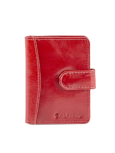 red leather wallet - 15032684 - Standard Image - 1