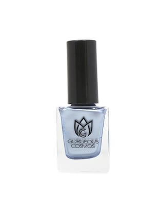 Gorgeous Cosmos Classic- Silk Shoes Mettalic Shade Toxic Free Nail Polish - 15033867 - Standard Image - 1