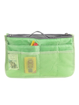 green polyester utility bag - 15083653 - Standard Image - 1