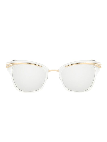 Cat-Eye Unisex Sunglasses Twin-Beam Frame - 15110900 - Standard Image - 1