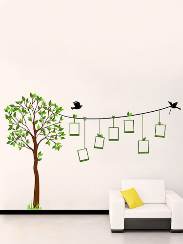 Family tree Wall Sticker - 15114273 - Standard Image - 1