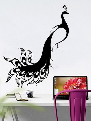 King of Bird Wall Sticker - 15114413 - Standard Image - 1