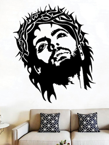 Jesus New Wall Sticker - 15114418 - Standard Image - 1