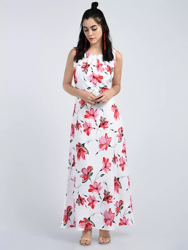 15e8c1baadc Buy Floral Maxi Dress for Women from A K Fashion for ₹550 at 58% off