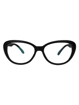 Zyaden Black Cat-Eye Eyewear Frame For Womens 33 - 15125374 - Standard Image - 1