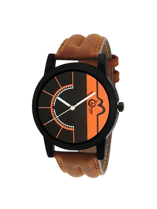 Shunya New Look Fashionable Stylish Leather Men Watch Watch - For Men - 15128198 - Standard Image - 1