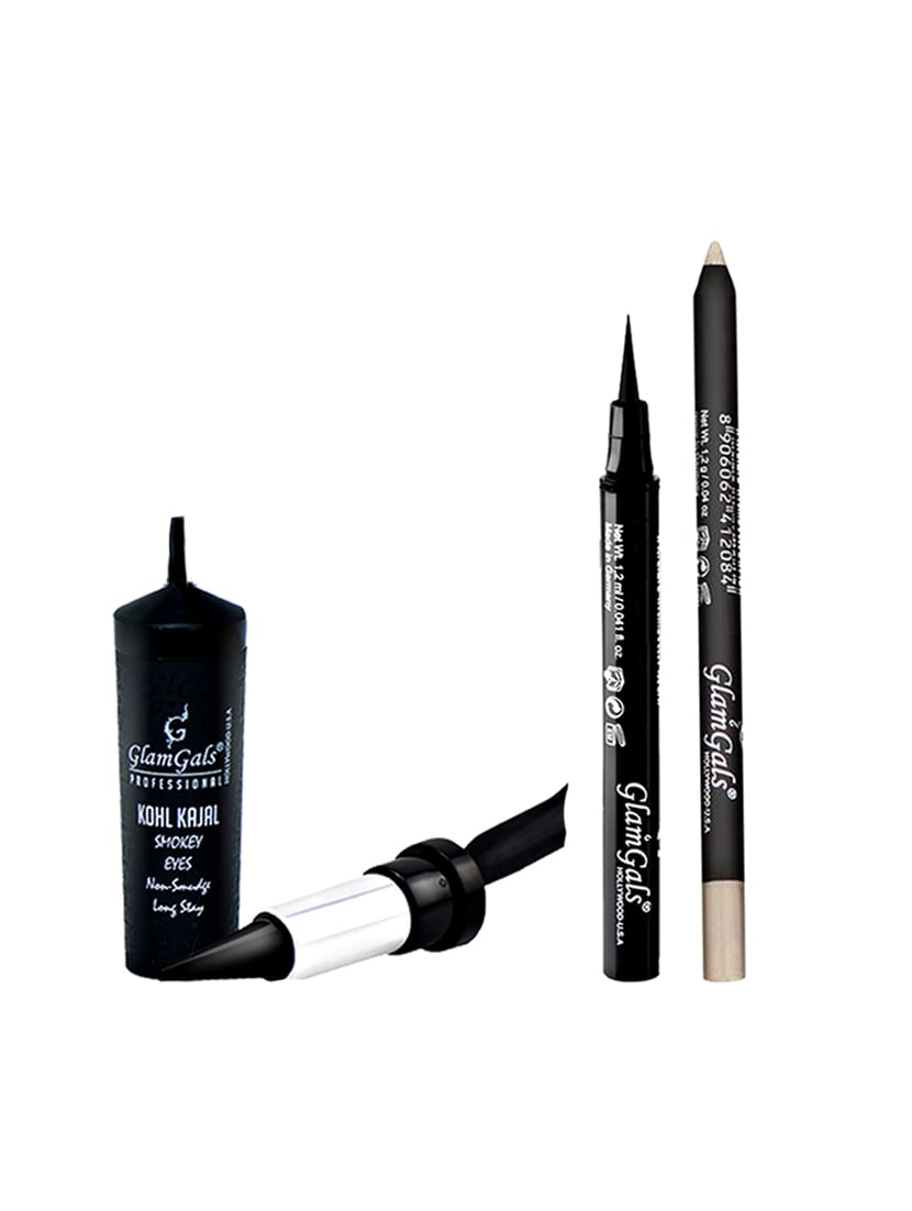 Buy Glamgals Eye Makeup Kit By Glamgals Online Shopping For Beauty