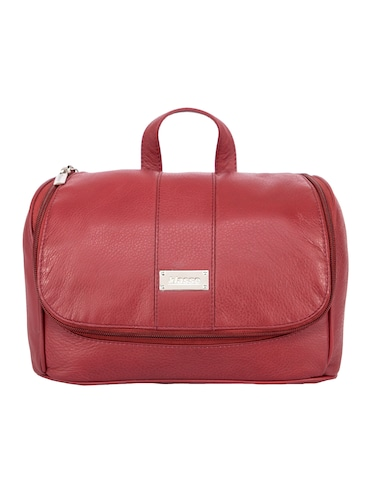 red leather utility bag - 15173774 - Standard Image - 1