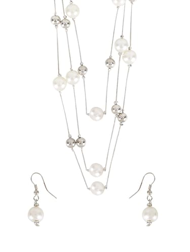 Necklace & earrings - 15187360 - Standard Image - 1
