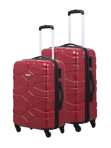 red polypropylene trolley bag - 15188880 - Standard Image - 1