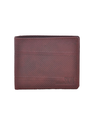 brown leatherette wallet - 15191066 - Standard Image - 1