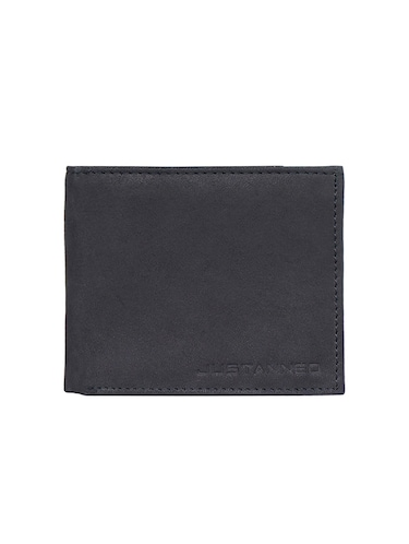 black leather wallet - 15193514 - Standard Image - 1