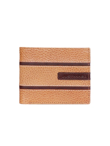 tan leather wallet - 15193523 - Standard Image - 1