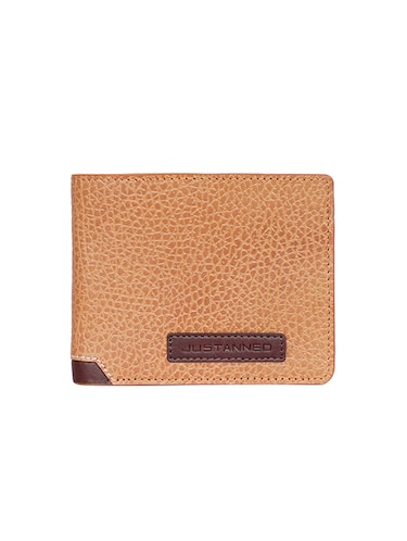 tan leather wallet - 15193524 - Standard Image - 1