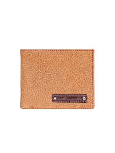 tan leather wallet - 15193530 - Standard Image - 1