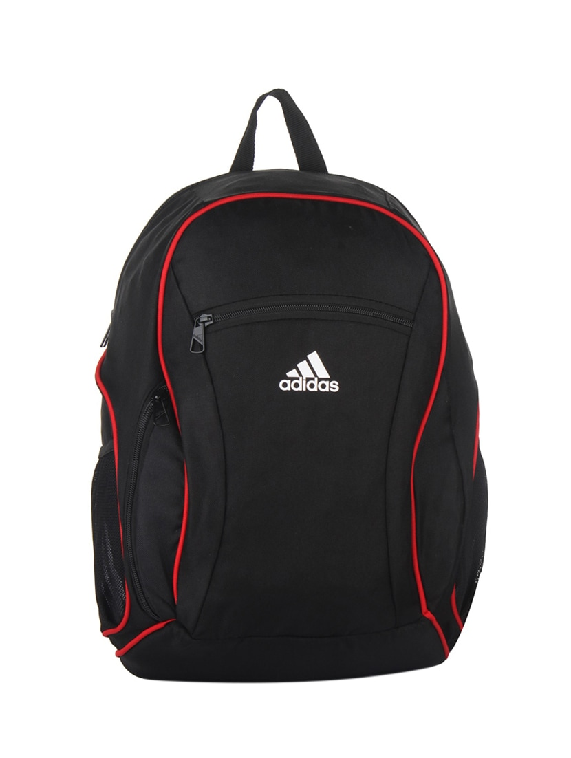 Buy Black Polyester Backpack by Adidas - Online shopping for Backpacks in  India  123676b4f1550
